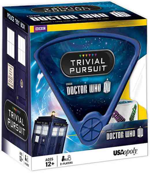 Trivial Pursuit : Doctor Who Edition By Usaopoly (COR)